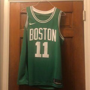 NIKE- Kyrie Irving-Celtics Jersey-Size: Large